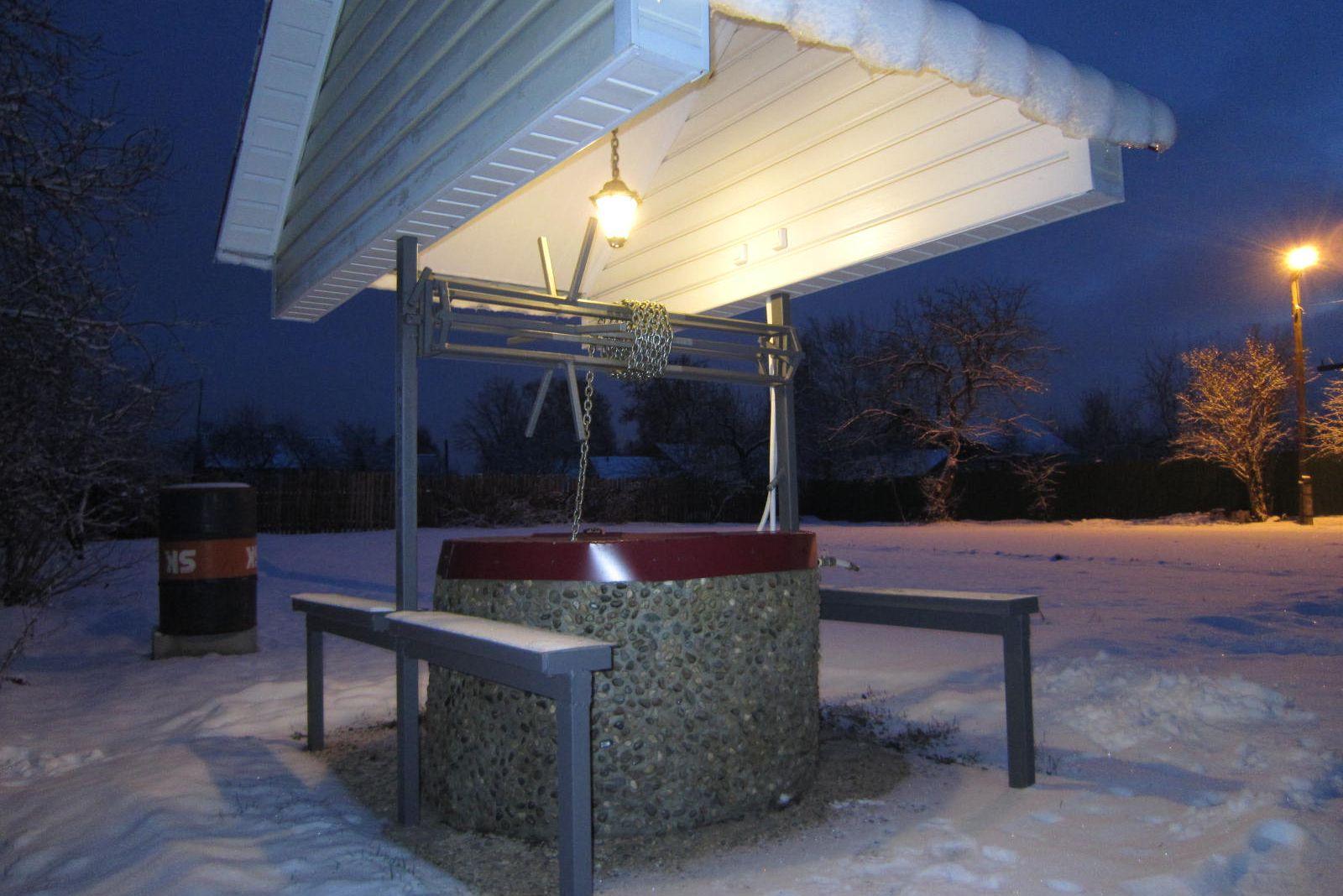 Способы утепления колодца на зиму. Теплоизоляция с помощью пенополиуретана