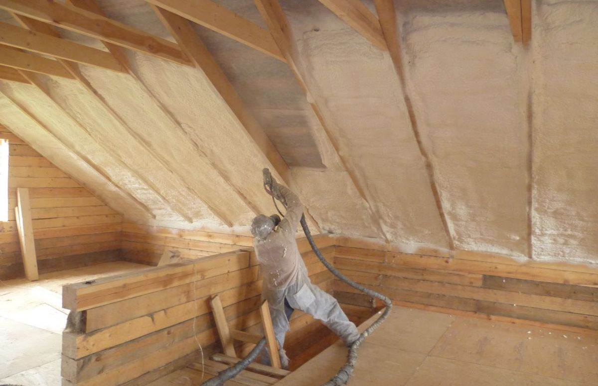 Советы по утеплению крыши своими руками