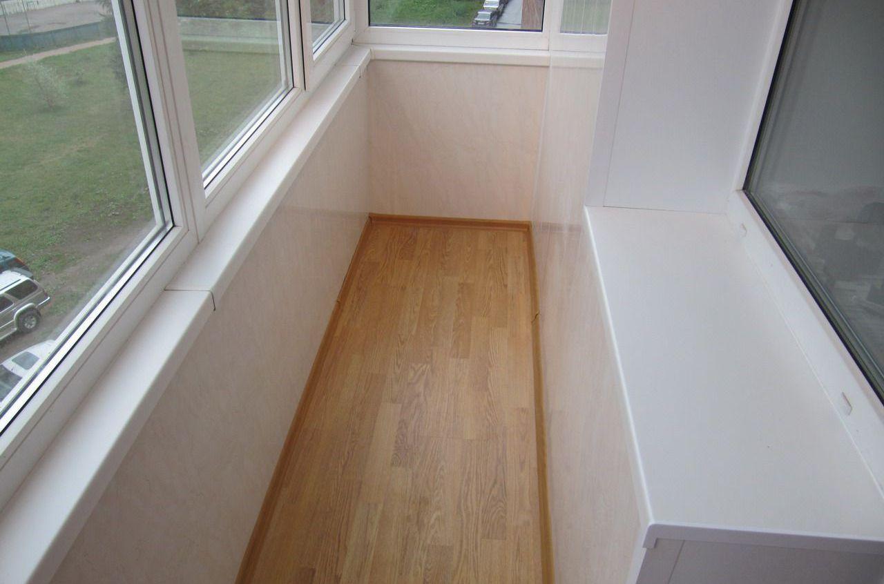 Материалы для ремонта и утепления лоджий и балконов