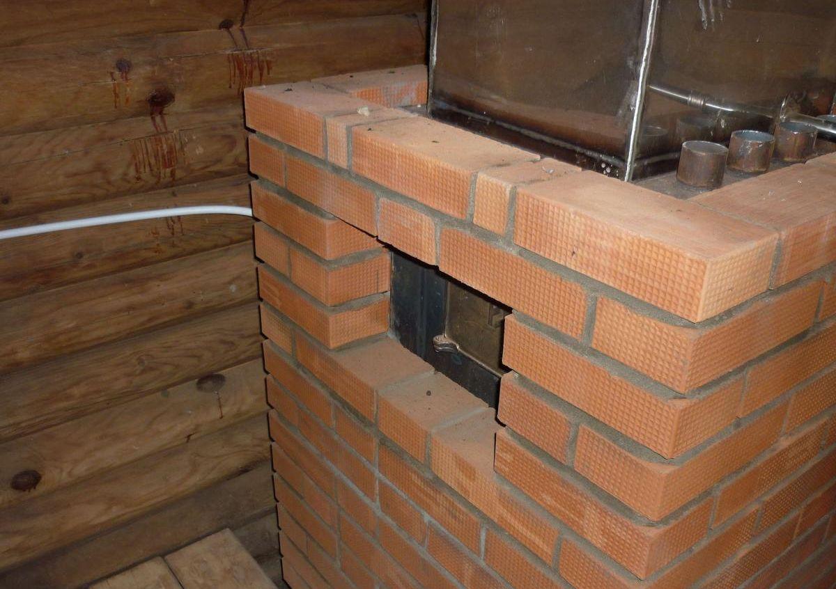 Материалы, применяемые для обустройства каминных дымоходов