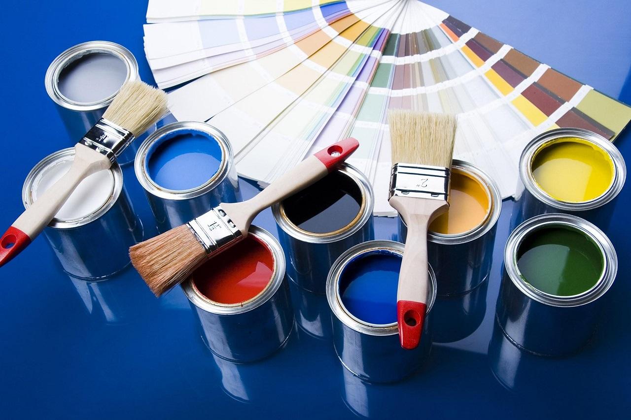 Какие существуют виды красок для строительства